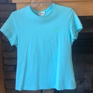 Vintage Lilly Pulitzer tee - size M